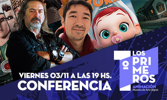 Conferencias Gratuitas: Nelson Luty (Warner/Marvel Comics) + Mauro Serei (Sony Pictures/Angry Birds)