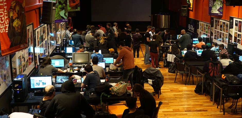 Game Jam: 48 horas de adrenalina gamer